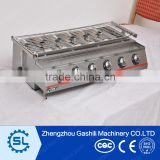 Factory price environmental BBQ gas grill for sale