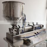 cosmetic filling machine for shower gel,cream,lotion,body lotion