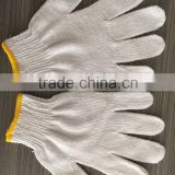 cotton knitted gloves/safety cotton working gloves /industrial working gloves /China working gloves
