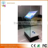 Rear Projection Screen Film, High Resolution Glass Projection Film Kiosk