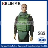 Full Protection UHMWPE Bulletproof full Body Armor with ISO and NIJ standard