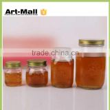 China top ten selling products Latest design Guaranteed quality glass jam jars with lids