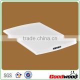 Water Based White Primed Plantation Pvc Shutter Components
