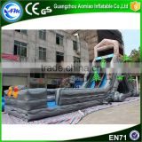 2016 inflatable water slide giant inflatable slide for kids jumper with slide for sale                                                                                                         Supplier's Choice