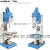 vertical bench drill press for metal machining
