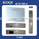 Small PABX System 4Co 8 Ext for Office ,SOHO,Small Bussiness