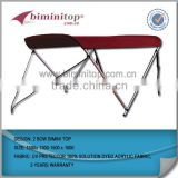5 Years Warranty bimini boat tops for Inflatable boat