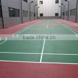 all weather outdoor badminton court paint material with lines                                                                         Quality Choice