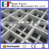 Anti Slip Surface Glass Fiber Reinforced Plastic Mini Mesh FRP Grating With ISO Certificate