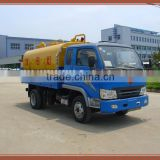Foton 3000-5000L liquid waste vacuum suction truck