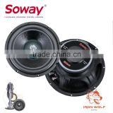 Soway SW12-01 12 inch Pro audio subwoofer, Car audio woofer