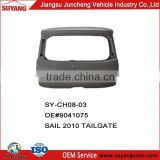 Replacement Chevrolet Parts Chevrolet Sail 2010 Tail Gate