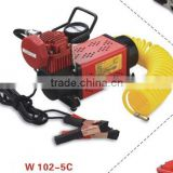 Heavy duty 12v air compressor car tyre inflator air pump with CE Approved
