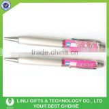 Customized Logo Metal Promotional Floating Pen