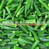 iqf fresh frozen okra and frozen vegetables okra price