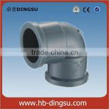 FACTORY PVC TUBE FITTINGS MAKING MACHINERY 90 DEG ELBOW