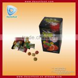 Halal Sour fruit <b>bubble</b> <b>candy</b>