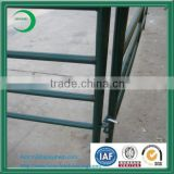 PVC portable cattle fence panel