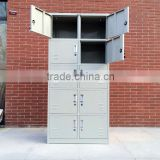 Ningbo cheapest small steel locker double door filing cabinet