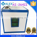 New design used poultry egg incubator commercial chicken egg incubator and hatcher machine for sale