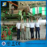 Qinyang kraft paper making machine production line with high quality                                                                         Quality Choice