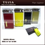 Colorful Oblique fire pipe lighter promotion ITEM