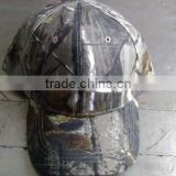 Cheap Wholesale 100 Cotton Camouflage Cap Camo Baseball Cap in Stock