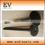 construction machinery engine 4D55 4D55T 4D56 4D56T valve intake / exhaust valve / valve guide / valve seat