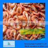 Frozen shrimp freezing hoso