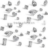 Diamonds with discount on rap, Round Diamond Loose Diamond, GIA Certified .100Ct Real Solitaire Diamond at Best Price