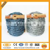 Most popular 14 gauge galvanized barbed wire