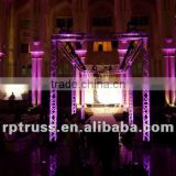 Outdoor event activities aluminium stage truss system