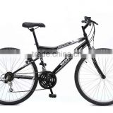 "Hot selling bike 26"" different challenger wheels pedal cycling oem bikes"