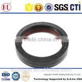 75*95*17 nbr fully covered double lip cassette driving shaft oil seal for 438 Axle