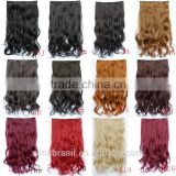 Wholesale natural curly hair extensions cheap hair extension synthetic crochet hair extension