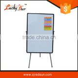chian interactive whiteboard flip chart easel stand with white board marker ink
