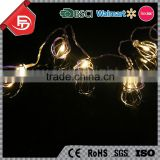 TZFEITIAN CE ROHS approval warm white metal pendant led decoration string light for wedding