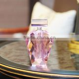 Wholesale Cheap Crystal Clear Perfume Bottle, Glass Prefume Bottle