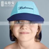 Balneaire Protecting Neck and Anti UV Cool Kids Swim Cap