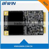 Wholesale good quality low price high performance ssd 120gb hard drive half size msata ssd