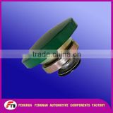 Small auto parts radiator cap FN-10-01 and fuel tank cap for water tank cap made in china manufacturer