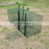 Bird Cage Trap Larsen Trap Magpie Trap Two Entry 92*32*42cm