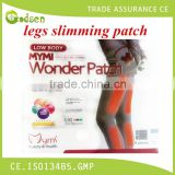 home use new beauty and personal care products for legs fat burning slimming patch to lose weight