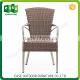Factory Custom Luxurious all weather armless rattan chair