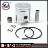 47MM 12MM Piston Ring Kit For Yamaha PW80 PY80 LC80PY JS80PY CY80 V80 1983 ~2006 Dirt Pit Bike Parts