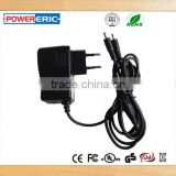 Hot !!! 8.4V1.5A heated vest li-ion battery charger with ETL FCC CE GS PSE SAA