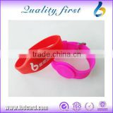 Hote Sale NFC Bracelet Silicone, Custom Silicone Bracelets, RFID Wristband Price Manufacturer
