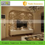2015 china wholesale environmental wall 3d panel,tv background wall panel,wall panel bed