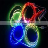 IP68 SMD5050/SMD3528 RGB Flexible Anti-static holiday led rope light with good effect for sweet and warm