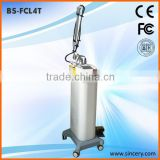 Professional Top Sell !! Laser Co2 Fractional Skin Resurfacing Machine Laser Skin Treatment Machine CE Wrinkle Removal